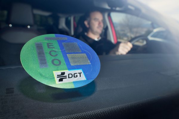 Etiquetas medioambientales de la DGT - RentalVan