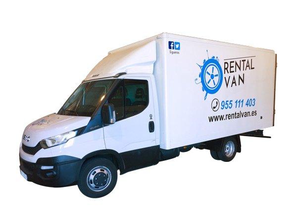 ¿Necesitas recurrir al alquiler de furgonetas con plataforma elevadora? - RentalVan