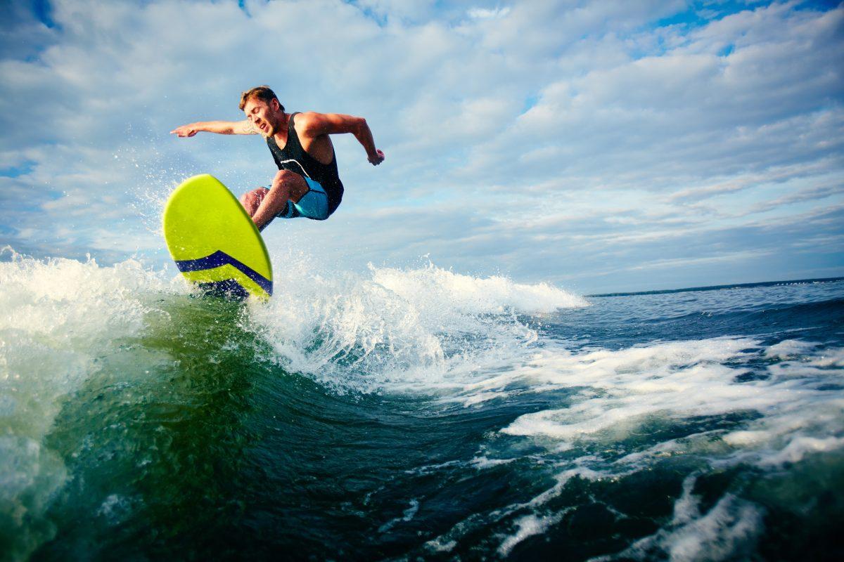 Furgonetas preparadas para surfistas
