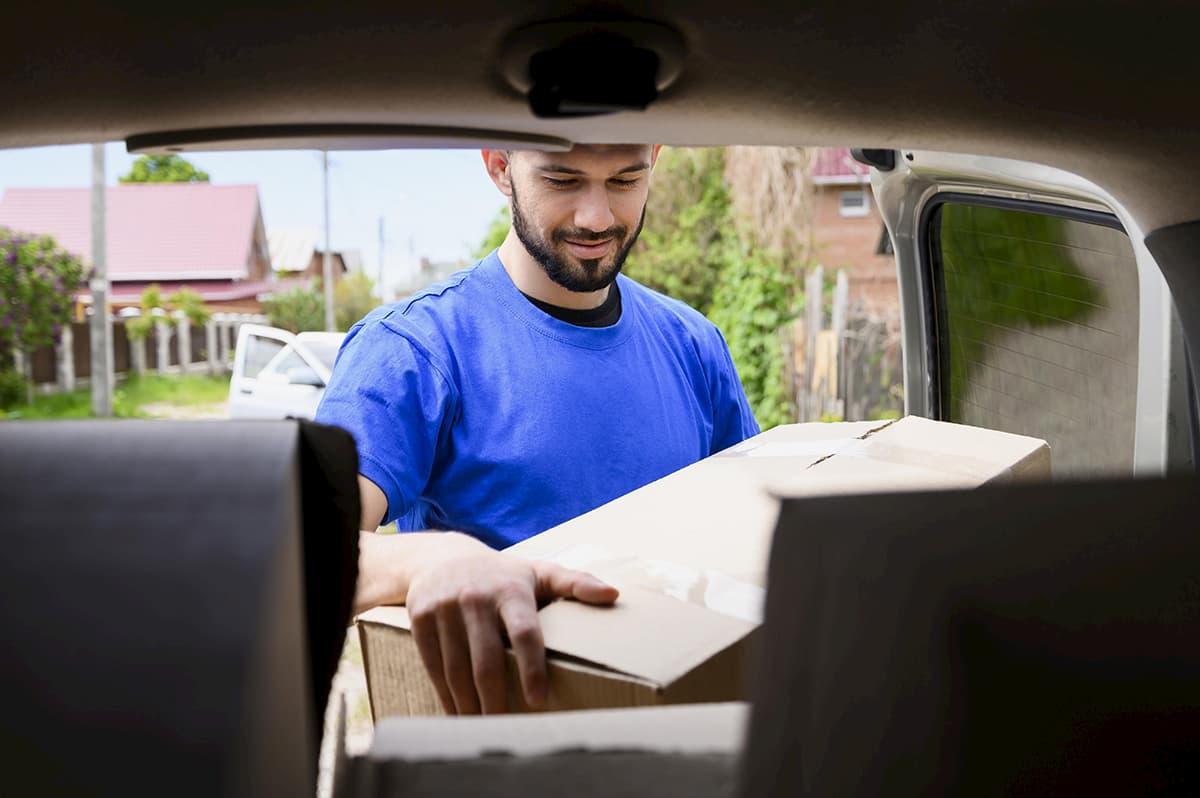 Alquiler de furgonetas para PYMES