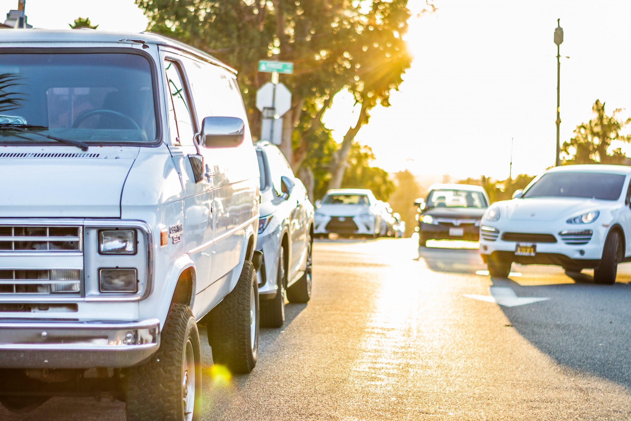 Cómo evitar el calor en furgoneta este verano